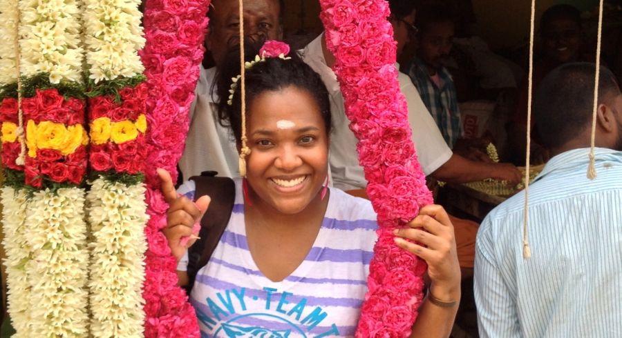 Enchanting Travels guest Antavia Hamilton