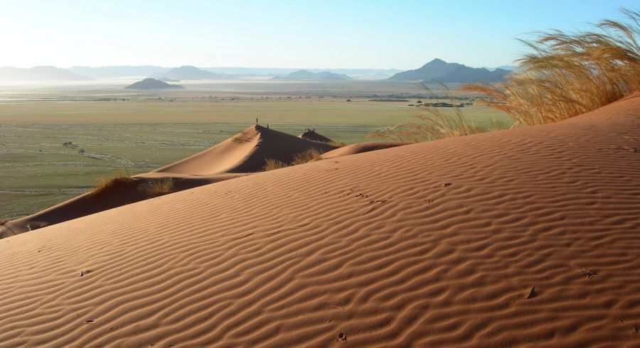 Beste Reisezeit Südafrika - Wüste in Südafrika