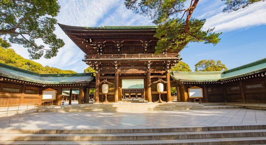 Things to do in Tokyo: Meiji Shrine