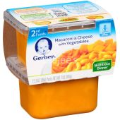 Gerber  2nd Foods Macaroni & Cheese With Vegetables
