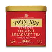 Twinings English Breakfast Medium Flavour Tea