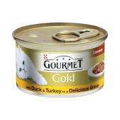 Gourmet Gold Cat Food Duo Duck And Turkey