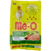 Me-O Adult Cat Food Chicken & Vegetable