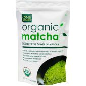 One Organic  Matcha Green Tea Powder