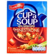 Batchelors Minestrone With Croution Cup A Soup