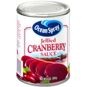 Ocean Spray Jellied Cranberry Sauce
