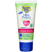 Banana Boat Ultra Protect Sunscreen Lotion SPF 50 with Aloe Vera