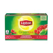 Lipton Cranberry & Pomegranate Green Tea