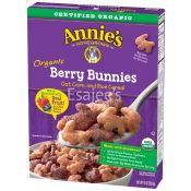 Annies Organic Berry Bunny Cereal