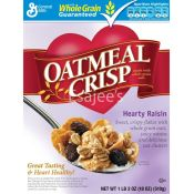 General Mills Oatmeal Crisp Hearty Almond Cereal