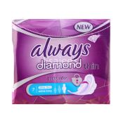 Always Women Care Diamond Extra Long