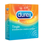 Durex Tingle Condom - 3 Pieces