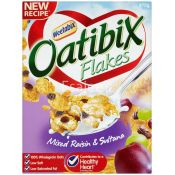Weetabix Oatibix Flakes Mixed Raisin & Sultana Oats