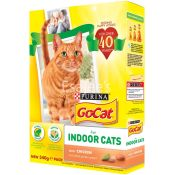 Purina GoCat with Chicken and added Garden Greens for Indoor Cats