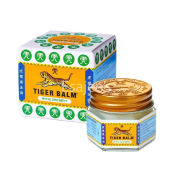 Tiger Balm White Herbal Muscles Ointment Pain Relief