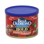 Blue Diamond Almonds Lightly Salted Flavor