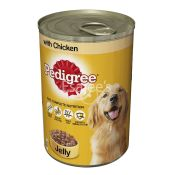 Pedigree Can Jelly with Chicken
