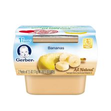 Gerber Baby Food Stages-1 Banana