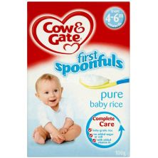 Cow & Gate First Spoonfuls Pure Baby Rice