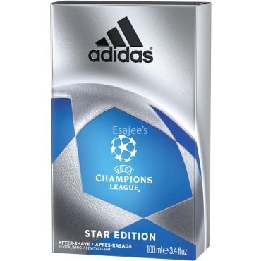 Adidas UEFA Champions League Star Edition Aftershave