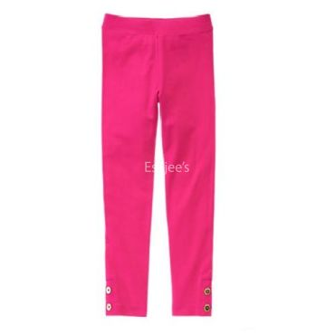 Gymboree Girl Leggings Shocking Pink
