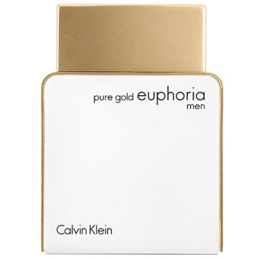 Calvin Klein Pure Gold Euphoria Eau de Parfum For Men