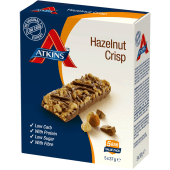 Atkins Hazelnut Crisp Bars