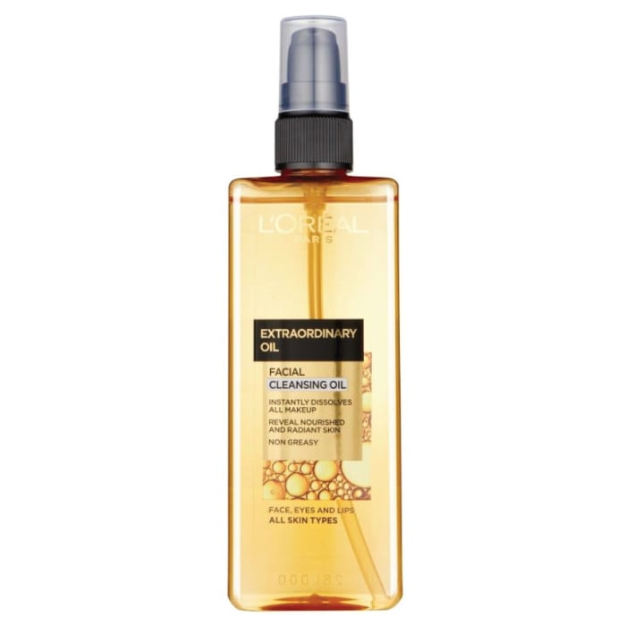 L'Oreal Paris Extraordinary Oil Facial Cleansing Oil
