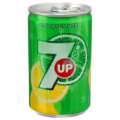 7Up Regular Mini Soft Drink