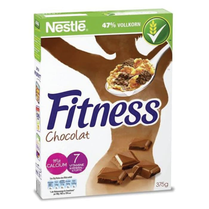 Nestle Fitness Chocolate Breakfast Cereal