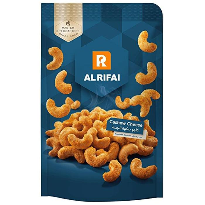 Al Rifai Cashew With Cheese Pouch