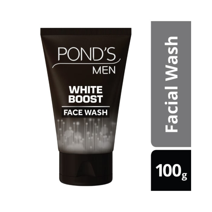 Ponds Men White Boost Spot Clearing Facial Scrub