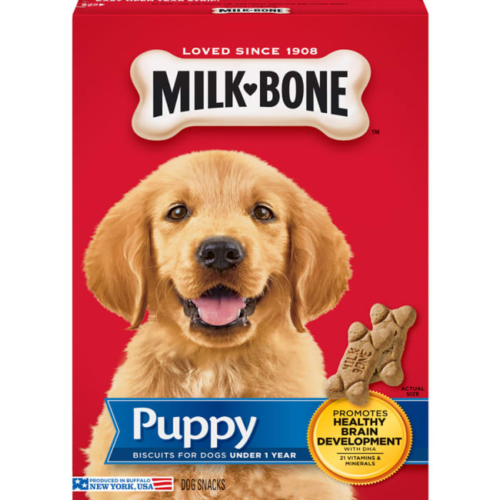 Milk Bone Biscuits For Puppies