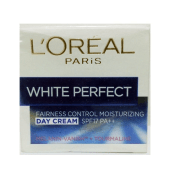 L'Oreal White Perfect Fairness Control Moisturizing Day Cream SPF17