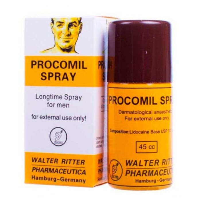 Procomil Desensitising Spray