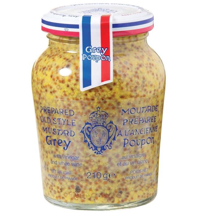 Grey Poupon  Mustard Prepared Old Style