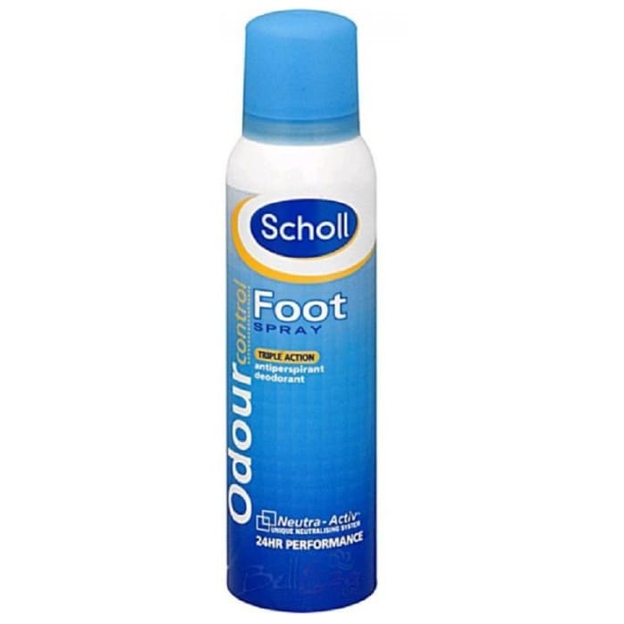 Scholl Odour Control Foot Spray