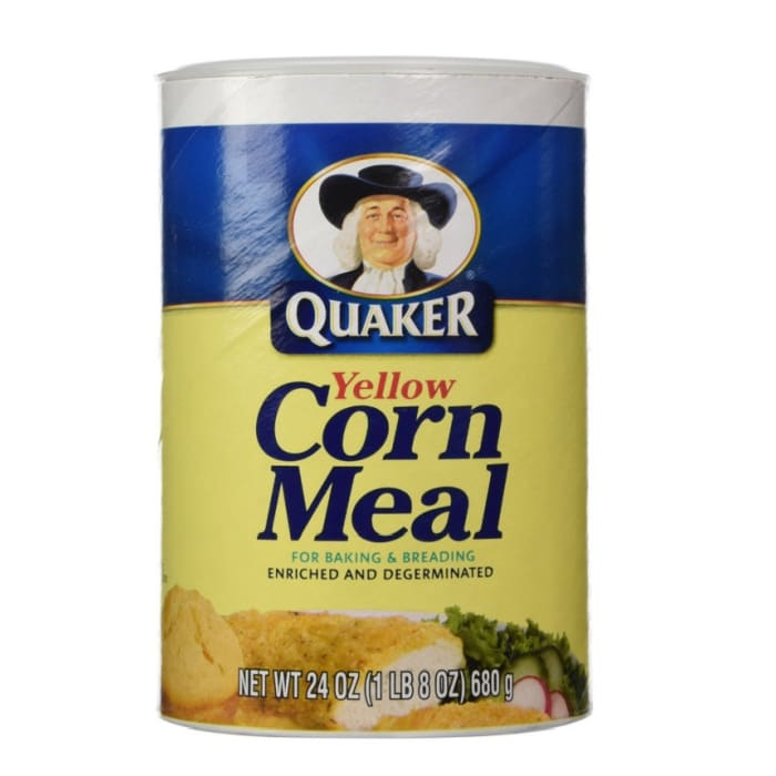 Quaker Yellow Corn Meal