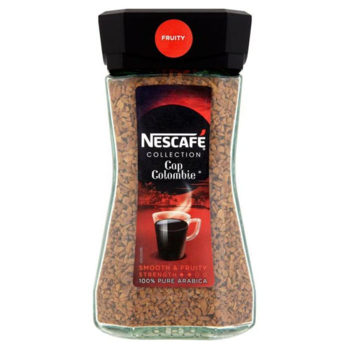 Nescafe Cap Colombie Coffee