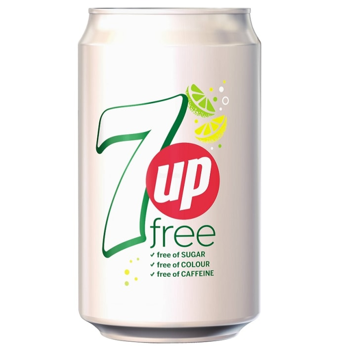 7UP Soft Drink Caffeine Free