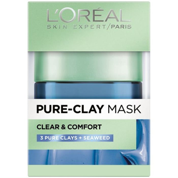 LOreal Paris Pure Clay Mask