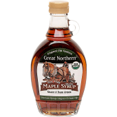 Great Northern 100% Pure Organic Maple Syrup