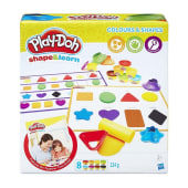 Play Doh Color And Shapes
