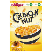 Kelloggs Crunchy Nut Honey & Nut Flakes Cereal 500 Grams