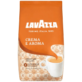Lavazza Crema E Aroma Creamy and Aromatic Medium Roast Coffee Beans 1000 Grams