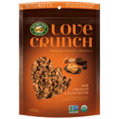 Natures Path Love Crunch Granola Dark Chocolate Peanuts 326g