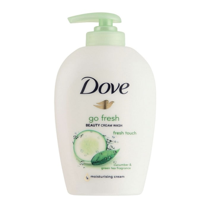 Dove Go Fresh Touch Beauty Cream Hand Wash
