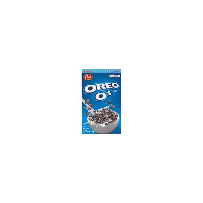 Post Oreo Os Cereal 481g