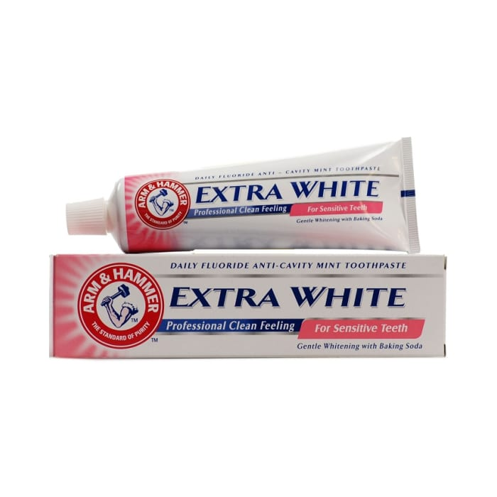 Arm & Hammer Toothpaste Sensitive Advance White