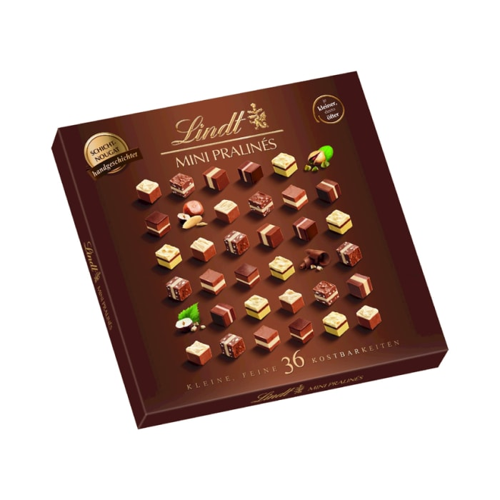 Lindt Mini Pralines Gift Pack Chocolate